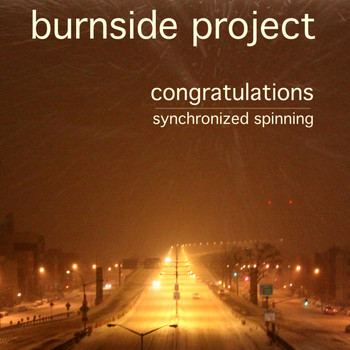 Burnside Project - Congratulations - Single