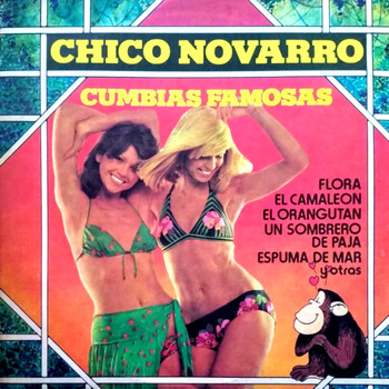 Chico Novarro - Cumbias Famosas