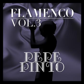 Pepe Pinto - Flamenco: Pepe Pinto Vol.3