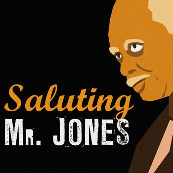 Hank Jones - Saluting Mr. Jones