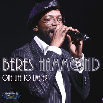 Beres Hammond - One Life To Live - EP