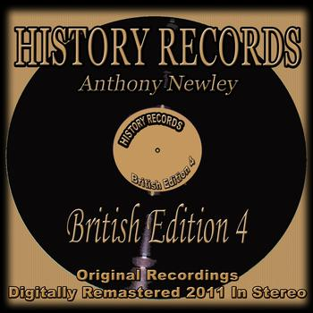 Anthony Newley - History Records - British Edition 4 (Original Recordings Digitally Remastered 2011 in Stereo)