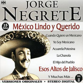 Jorge Negrete - Jorge Negrete Vol II.