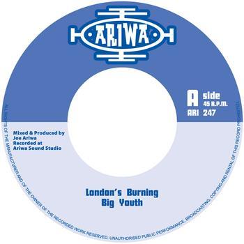 Big Youth - London's Burning
