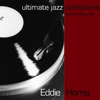 Eddie Harris - Ultimate Jazz Collections-Eddie Harris-Vol. 51