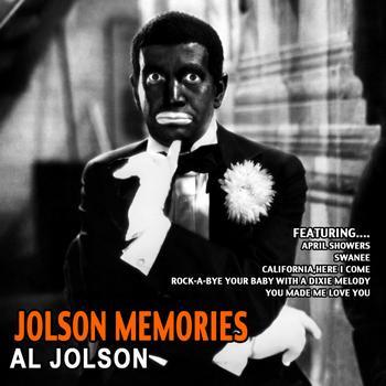 Al Jolson - Jolson Memories