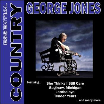 George Jones - Essential Country - George Jones