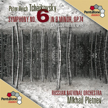 Mikhail Pletnev - Tchaikovsky: Symphony No. 6 - Capriccio Italien