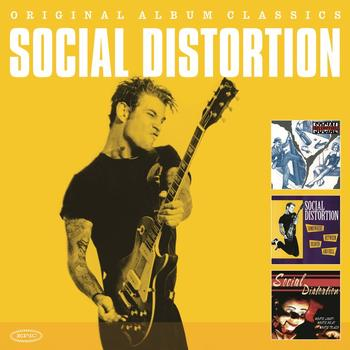 Social Distortion - Original Album Classics