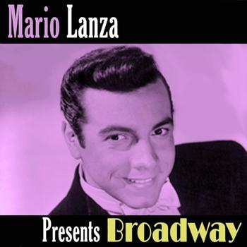 Mario Lanza - Mario Lanza presents Broadway