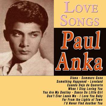 Paul Anka - Love Songs