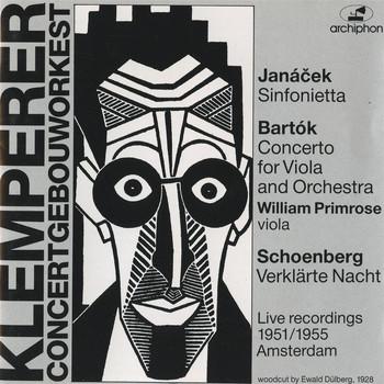 Otto Klemperer - Klemperer Concertgebouworkest (1951, 1955)