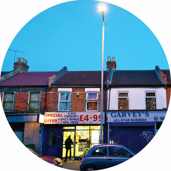 Blackdown - Concrete Streets / Concrete Streets (Zomby Remix)