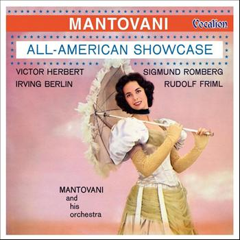 Mantovani - All-American Showcase