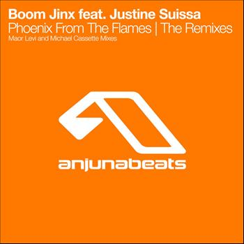 Boom Jinx feat. Justine Suissa - Phoenix From The Flames (The Remixes)