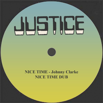 "Johnny Clarke - Nice Time and Dub 12"" Version"