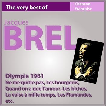 Jacques Brel - Jacques Brel Live (Olympia 1961)