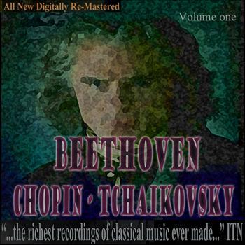 Lazar Berman - Beethoven, Chopin, Tchaikovsky