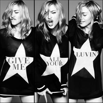 Madonna / M.I.A. / Nicki Minaj - Give Me All Your Luvin'