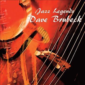 Dave Brubeck - Jazz Legends: Dave Brubeck Live
