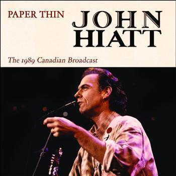 John Hiatt - Paper Thin (Live)