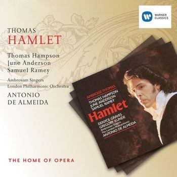 Thomas Hampson - Thomas: Hamlet