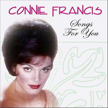 Connie Francis - Songs For You