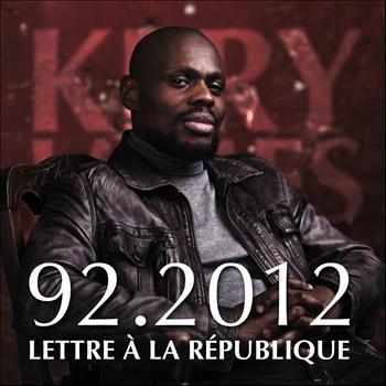 Kery James - Lettre à la République