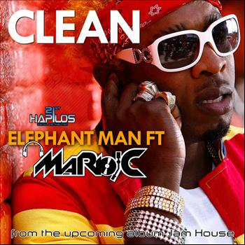 Elephant Man - Clean - Single