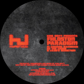 Fhloston Paradigm - King Britt Presents Fhloston Paradigm EP