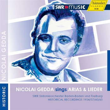 Nicolai Gedda - Nicolai Gedda sings Arias & Lieder