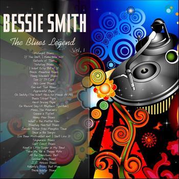 Bessie Smith - Bessie Smith - The Blues Legend, Vol. 1