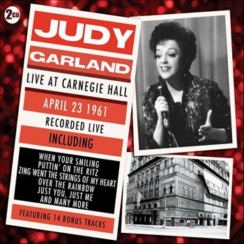 Judy Garland - Judy Garland - Live At Carnegie Hall
