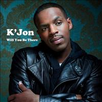K'Jon Will You Be There? - Synchronisation License