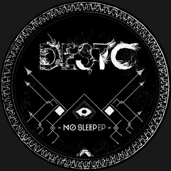 Desto - No Sleep EP