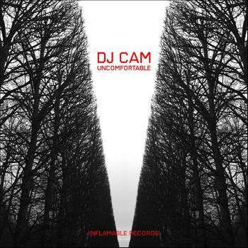 Dj Cam - Uncomfortable EP (feat. Chris James)