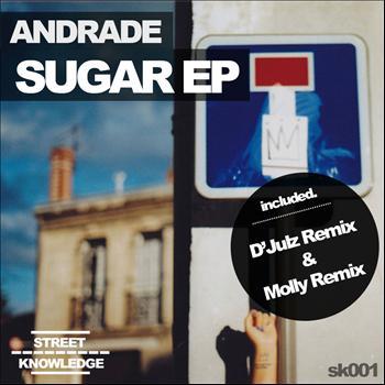Andrade - Sugar - EP