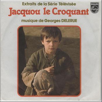 Georges Delerue - Jacquou le Croquant (Extraits de la bande originale de la série télévisée)