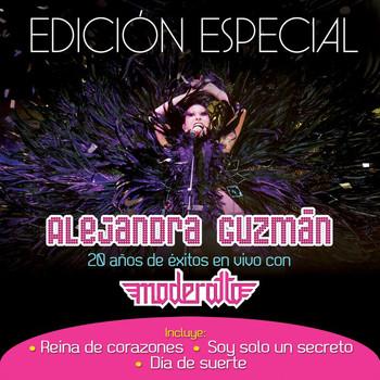 Alejandra Guzman - Alejandra Guzmán 20 Años De Exito Con Moderatto
