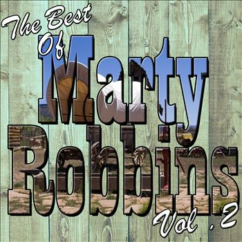 Marty Robbins - The Best Of: Vol .2