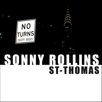 Sonny Rollins - St-Thomas