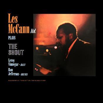 Les McCann - Plays The Shout