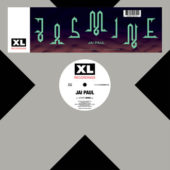 Jai Paul - jasmine (demo)
