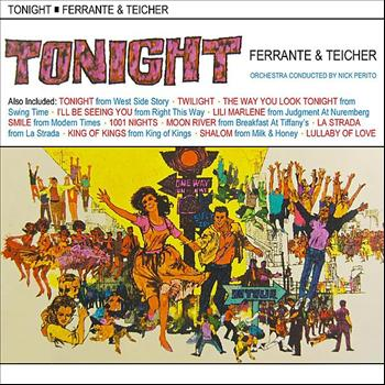 Ferrante And Teicher - Tonight