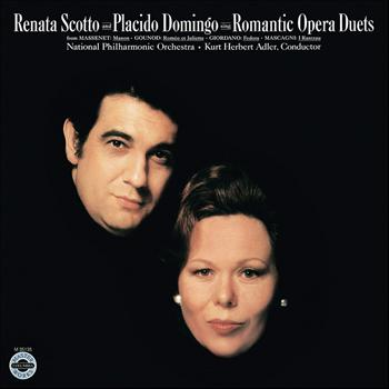 Plácido Domingo - Plácido Domingo: Romantic Opera Duets