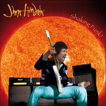 Jimi Hendrix - Shaking Funk