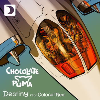 Chocolate Puma - Destiny (feat. Colonel Red)