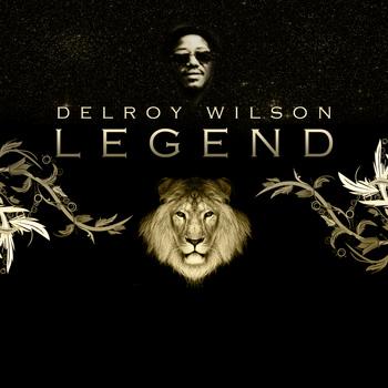 Delroy Wilson - Legend Platinum Edition