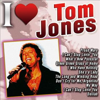 Tom Jones - I Love Tom Jones