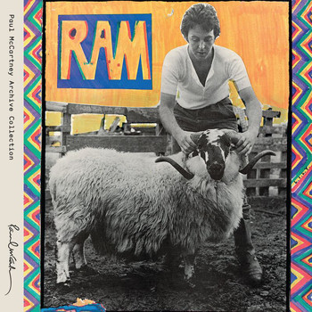 Paul McCartney / Linda McCartney - RAM